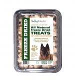 Healthy Breeds 840235146377 8 oz Belgian Tervuren All Natural Freeze Dried Treats Chicken Breast
