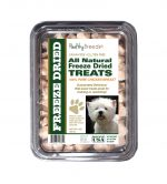 Healthy Breeds 840235146391 8 oz West Highland White Terrier All Natural Freeze Dried Treats Chicken Breast