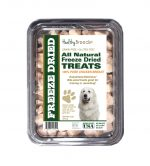 Healthy Breeds 840235146414 8 oz Great Pyrenees All Natural Freeze Dried Treats Chicken Breast