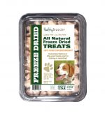 Healthy Breeds 840235146438 8 oz Brittany All Natural Freeze Dried Treats Chicken Breast