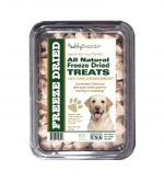 Healthy Breeds 840235146513 8 oz Labrador Retriever All Natural Freeze Dried Treats Chicken Breast