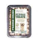 Healthy Breeds 840235146643 8 oz Golden Retriever All Natural Freeze Dried Treats Chicken Breast