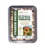 Healthy Breeds 840235146773 8 oz Yorkshire Terrier All Natural Freeze Dried Treats Chicken Breast