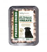 Healthy Breeds 840235146780 8 oz Pug All Natural Freeze Dried Treats Chicken Breast