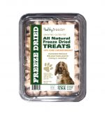 Healthy Breeds 840235146858 8 oz English Cocker Spaniel All Natural Freeze Dried Treats Chicken Breast