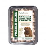 Healthy Breeds 840235146872 8 oz Dogue de Bordeaux All Natural Freeze Dried Treats Chicken Breast