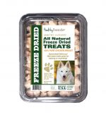 Healthy Breeds 840235146896 8 oz German Shepherd All Natural Freeze Dried Treats Chicken Breast