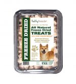 Healthy Breeds 840235146926 8 oz Shiba Inu All Natural Freeze Dried Treats Chicken Breast