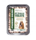 Healthy Breeds 840235146933 8 oz Bloodhound All Natural Freeze Dried Treats Chicken Breast