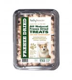 Healthy Breeds 840235146940 8 oz Cardigan Welsh Corgi All Natural Freeze Dried Treats Chicken Breast