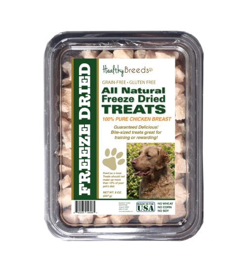 Healthy Breeds 840235146964 8 oz Chesapeake Bay Retriever All Natural Freeze Dried Treats Chicken Breast