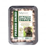 Healthy Breeds 840235147022 8 oz Labrador Retriever All Natural Freeze Dried Treats Chicken Breast