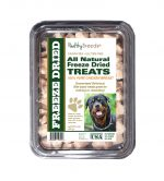Healthy Breeds 840235147046 8 oz Rottweiler All Natural Freeze Dried Treats Chicken Breast