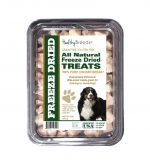Healthy Breeds 840235147107 8 oz Bernese Mountain Dog All Natural Freeze Dried Treats Chicken Breast