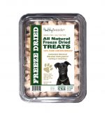 Healthy Breeds 840235147121 8 oz Mutt All Natural Freeze Dried Treats Chicken Breast