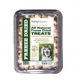 Healthy Breeds 840235147213 8 oz Alaskan Malamute All Natural Freeze Dried Treats Chicken Breast