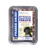 Healthy Breeds 840235147381 10 oz Maltipoo All Natural Freeze Dried Treats Beef Liver