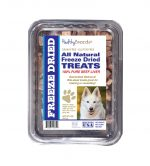 Healthy Breeds 840235147398 10 oz German Shepherd All Natural Freeze Dried Treats Beef Liver
