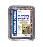 Healthy Breeds 840235147503 10 oz Saluki All Natural Freeze Dried Treats Beef Liver