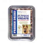 Healthy Breeds 840235147541 10 oz German Shepherd All Natural Freeze Dried Treats Beef Liver