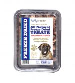 Healthy Breeds 840235147589 10 oz Mastiff All Natural Freeze Dried Treats Beef Liver