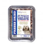 Healthy Breeds 840235147671 10 oz Havanese All Natural Freeze Dried Treats Beef Liver