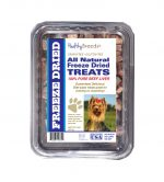 Healthy Breeds 840235147732 10 oz Yorkshire Terrier All Natural Freeze Dried Treats Beef Liver