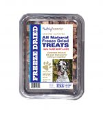 Healthy Breeds 840235147756 10 oz Great Dane All Natural Freeze Dried Treats Beef Liver
