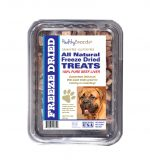 Healthy Breeds 840235147787 10 oz Bullmastiff All Natural Freeze Dried Treats Beef Liver