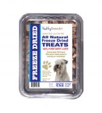 Healthy Breeds 840235147794 10 oz Soft Coated Wheaten Terrier All Natural Freeze Dried Treats Beef Liver