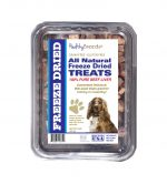 Healthy Breeds 840235147848 10 oz English Cocker Spaniel All Natural Freeze Dried Treats Beef Liver