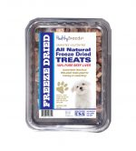 Healthy Breeds 840235147862 10 oz Maltese All Natural Freeze Dried Treats Beef Liver