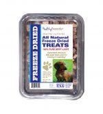 Healthy Breeds 840235147916 10 oz Dachshund All Natural Freeze Dried Treats Beef Liver