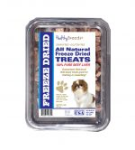 Healthy Breeds 840235147923 10 oz Japanese Chin All Natural Freeze Dried Treats Beef Liver