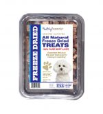 Healthy Breeds 840235147978 10 oz Bichon Frise All Natural Freeze Dried Treats Beef Liver