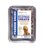 Healthy Breeds 840235147985 10 oz Goldendoodle All Natural Freeze Dried Treats Beef Liver