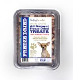 Healthy Breeds 840235148029 10 oz Chihuahua All Natural Freeze Dried Treats Beef Liver