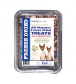 Healthy Breeds 840235148036 10 oz Basenji All Natural Freeze Dried Treats Beef Liver