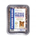 Healthy Breeds 840235148074 10 oz Collie All Natural Freeze Dried Treats Beef Liver