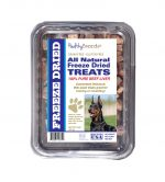 Healthy Breeds 840235148081 10 oz Doberman Pinscher All Natural Freeze Dried Treats Beef Liver