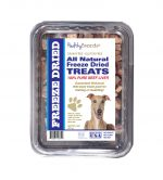 Healthy Breeds 840235148128 10 oz Italian Greyhound All Natural Freeze Dried Treats Beef Liver