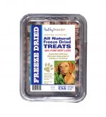 Healthy Breeds 840235148135 10 oz Vizsla All Natural Freeze Dried Treats Beef Liver