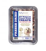 Healthy Breeds 840235148159 10 oz Labradoodle All Natural Freeze Dried Treats Beef Liver