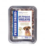 Healthy Breeds 840235148197 10 oz Puggle All Natural Freeze Dried Treats Beef Liver