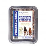 Healthy Breeds 840235148203 10 oz Miniature Pinscher All Natural Freeze Dried Treats Beef Liver
