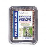 Healthy Breeds 840235148210 10 oz Miniature Schnauzer All Natural Freeze Dried Treats Beef Liver