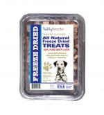 Healthy Breeds 840235148227 10 oz Dalmatian All Natural Freeze Dried Treats Beef Liver