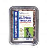 Healthy Breeds 840235148319 10 oz German Wirehaired Pointer All Natural Freeze Dried Treats Beef Liver