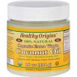 Healthy Origins 1583954 16 oz - Organic Extra Virgin Coconut Oil