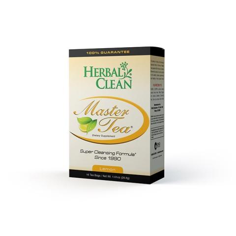 Herbal Clean NMLT2 Lemon Tea